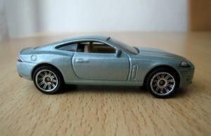 Jaguar XK 03 -Matchbox- (2006) (1