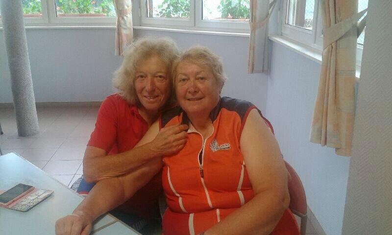 Christine et Claudine