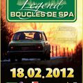 Legend Boucles de Spa 2012 2