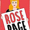 Rose rage et la papeterie tsubaki