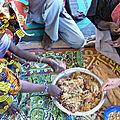 Au Mali 2011 n°8.1 Repas commun