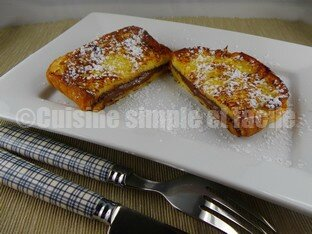 pain perdu nutella 04