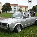 VOLKSWAGEN Golf Mk1 Caddy pick up 1985 Créhange (1)