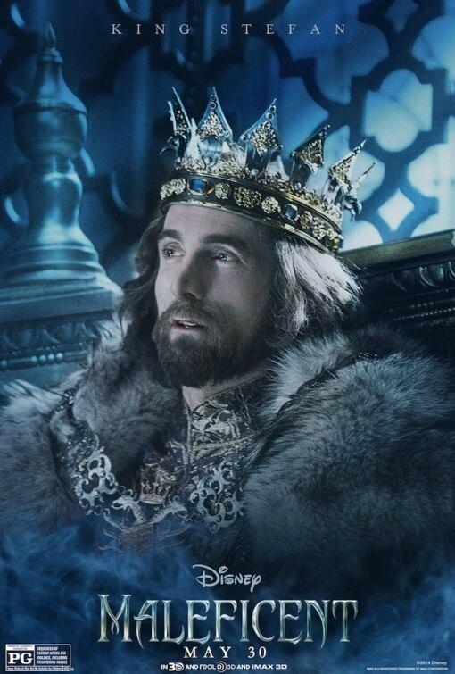 King Stefan Maleficient