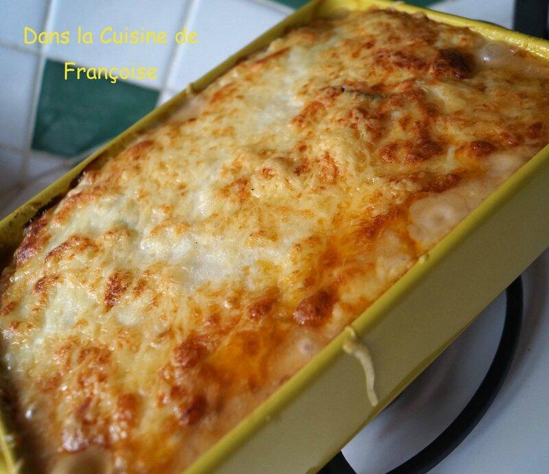 Incroyable Recette De Moussaka De Cyril Lignac gratin d'aubergine au boeuf comme une moussaka - dans la cuisine de