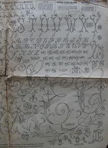 Dessins piqués n° 266 - 15 novembre 1922 (4)