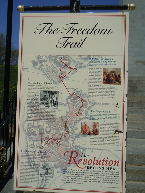 The Freedom trail tour (17)