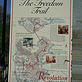 Le freedom trail boston