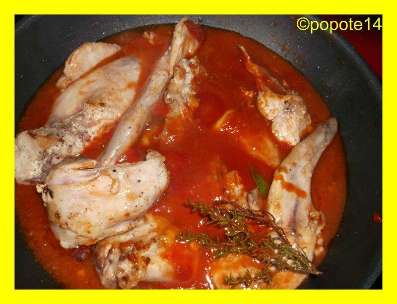 tomatepour le lapin