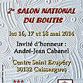Pub du salon national 2014 caissargues