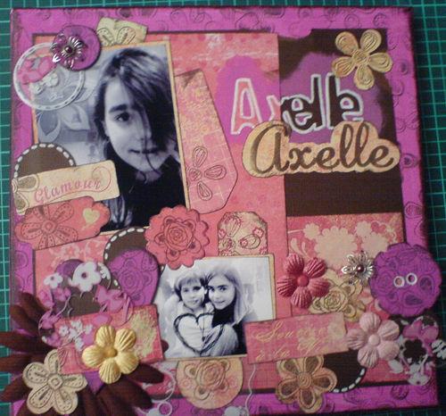 Cadres Axelle & Flora 2