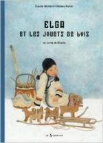 Elga et les jouets de bois couv