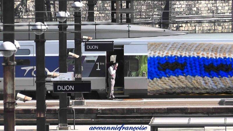 TGV Dijon