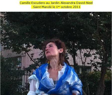 Camille Escudero - Saint Mandé
