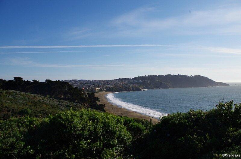 Baker Beach Presidio San Francisco