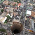 Tempête agatha: le trou géant qui fait fantasmer le web