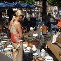 Marché européen de l'antiquité-brocante, place broglie.