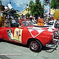 Studebaker champion convertible de 1950 (Ratatouille)(Eurodisney) 01