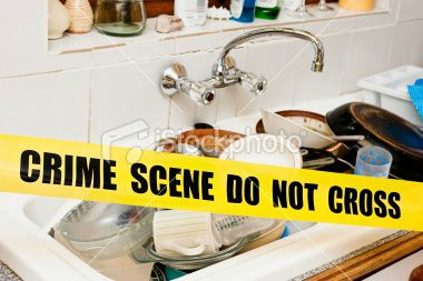 stock-photo-10729015-washing-up-crime