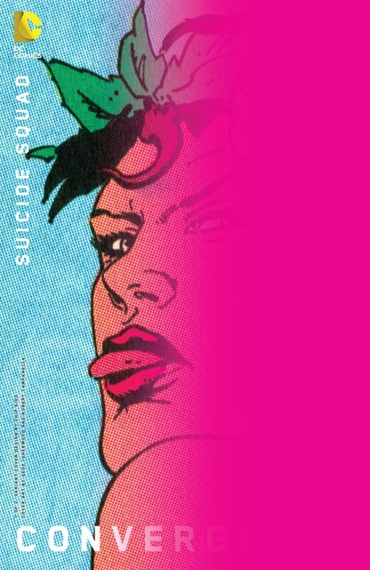 convergence suicide squad 1 chip kidd variant