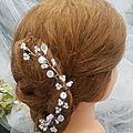 Les accessoires cheveux pour mariée, suite