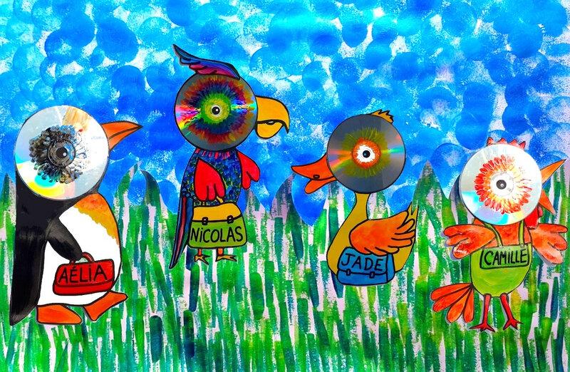 362-OUTILS ET DECO POUR LA CLASSE-Les p'tites poulettes et les p'tits perroquets (59)-001