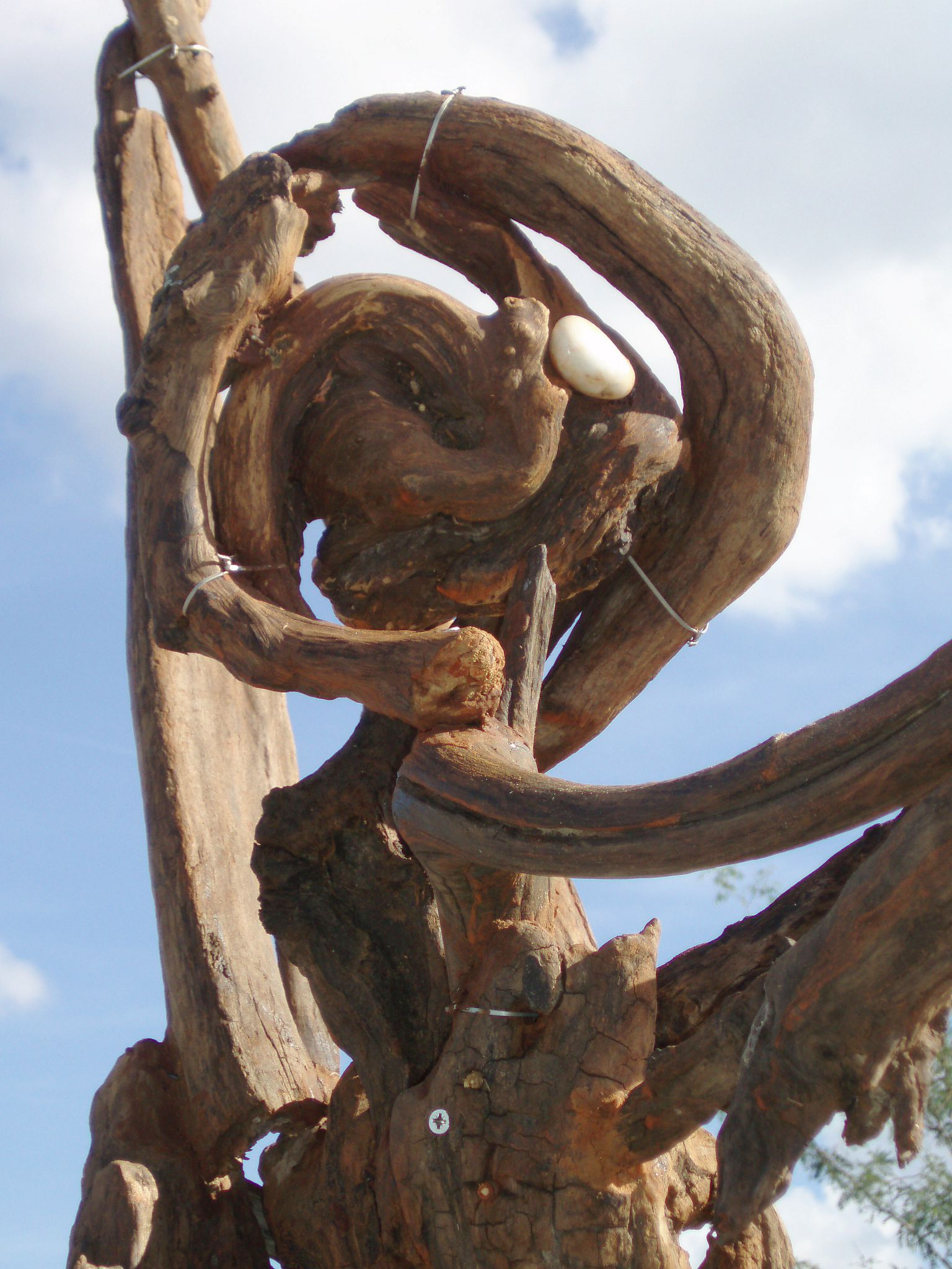 sculpture (détail) ©Dominique PLET