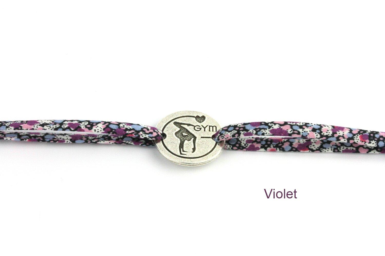 bracelet liberty gym violet 1