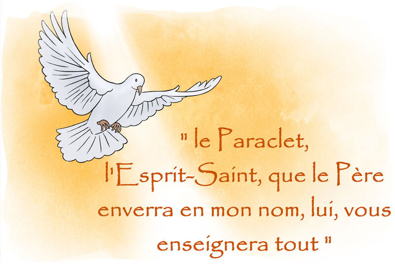 Jn 14, Esprit Saint