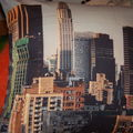 Coussin Big apple
