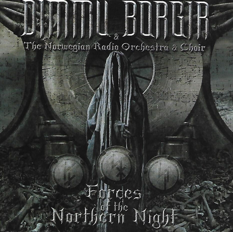 FORCES OF THE NORTHERN NIGHT - par Dimmu Borgir et The Norwegian Radio Orchestra