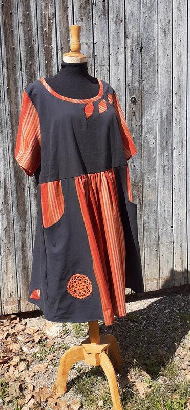 robe marie louise 1