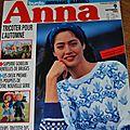 Magazine anna burda ouvrages