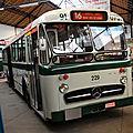 Mercedes o317 carrosserie van hool autobus société des transports intercommunaux de la région liégeoise 1963