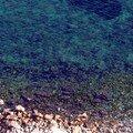 Les eaux claires d'Ibiza