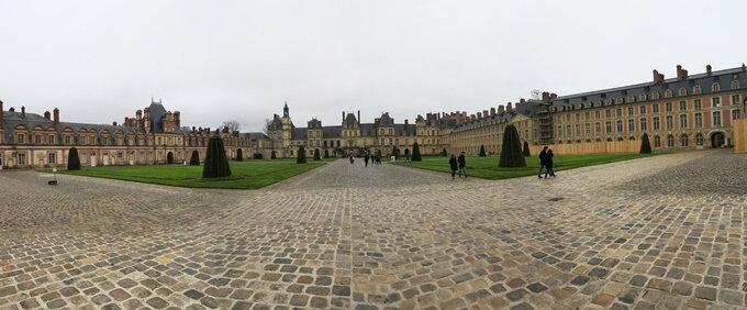Panorama Fontainebleau