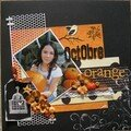 octobre orange