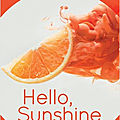 Hello, sunshine ! de laura dave
