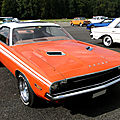 Dodge challenger hardtop coupe-1970