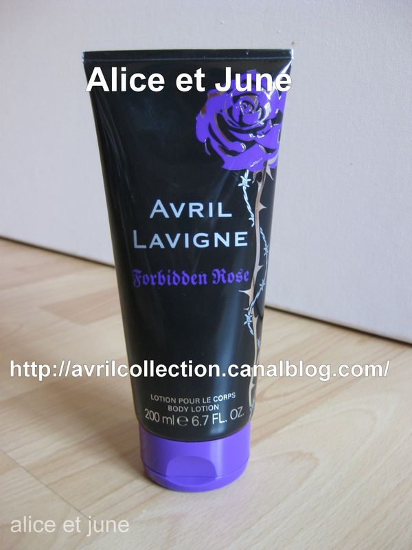 Forbidden Rose Product - Lotion Pour Le Corps 200 ml
