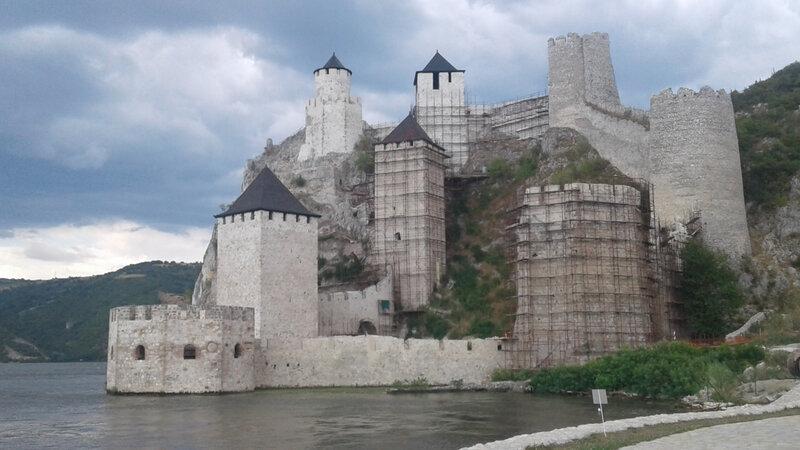 1-21 Golubac (Serbie)