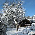 - neige _