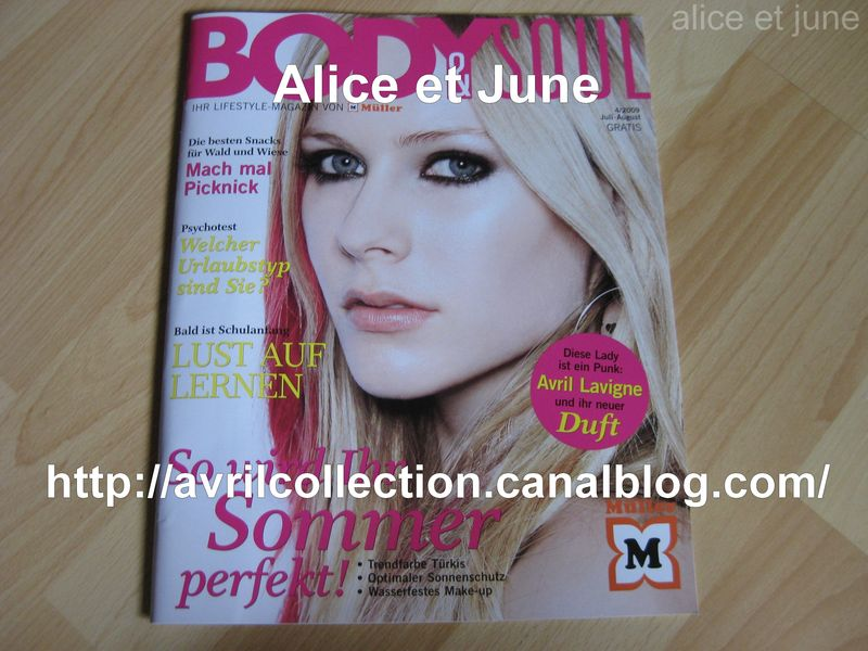 Black Star Product - Magazine Allemand Promotionnel