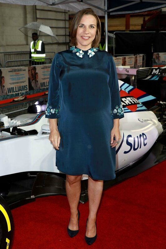 claire williams mother