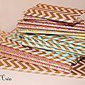 Carnets de toutes les tailles et de toutes les couleurs