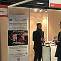 Nexyad at secours expo forum, in paris : presenting safetynex for road accident prevention