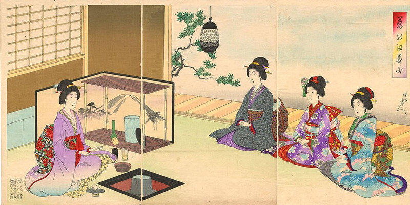 Tea-ceremony-at-the-time-of-T