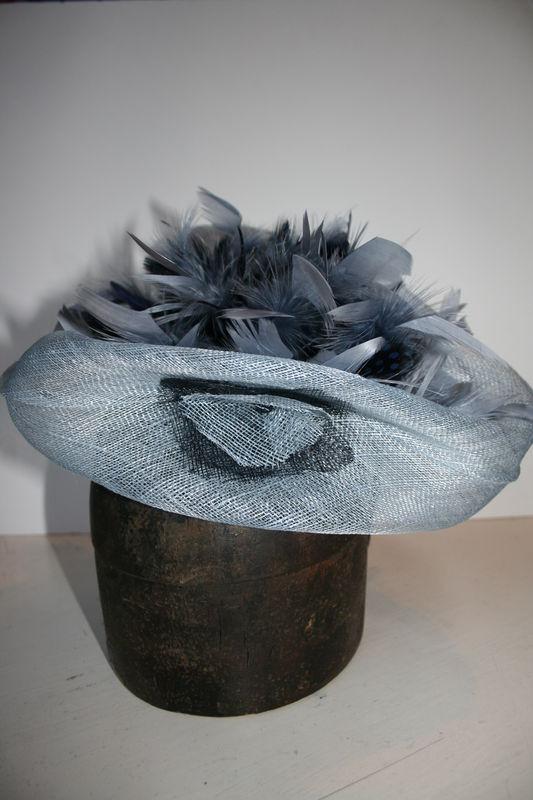 Begonia - Bleus ciel et marine