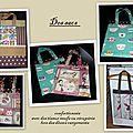 couture, sacs, pochon, pochette