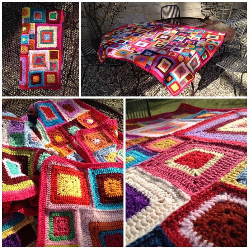 plaid babette blanket2